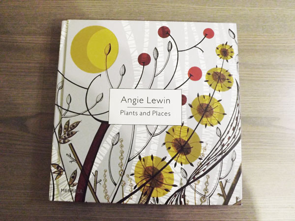 Angie Lewin cover