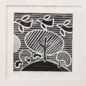 Laura Weston, 2012 - Relief print